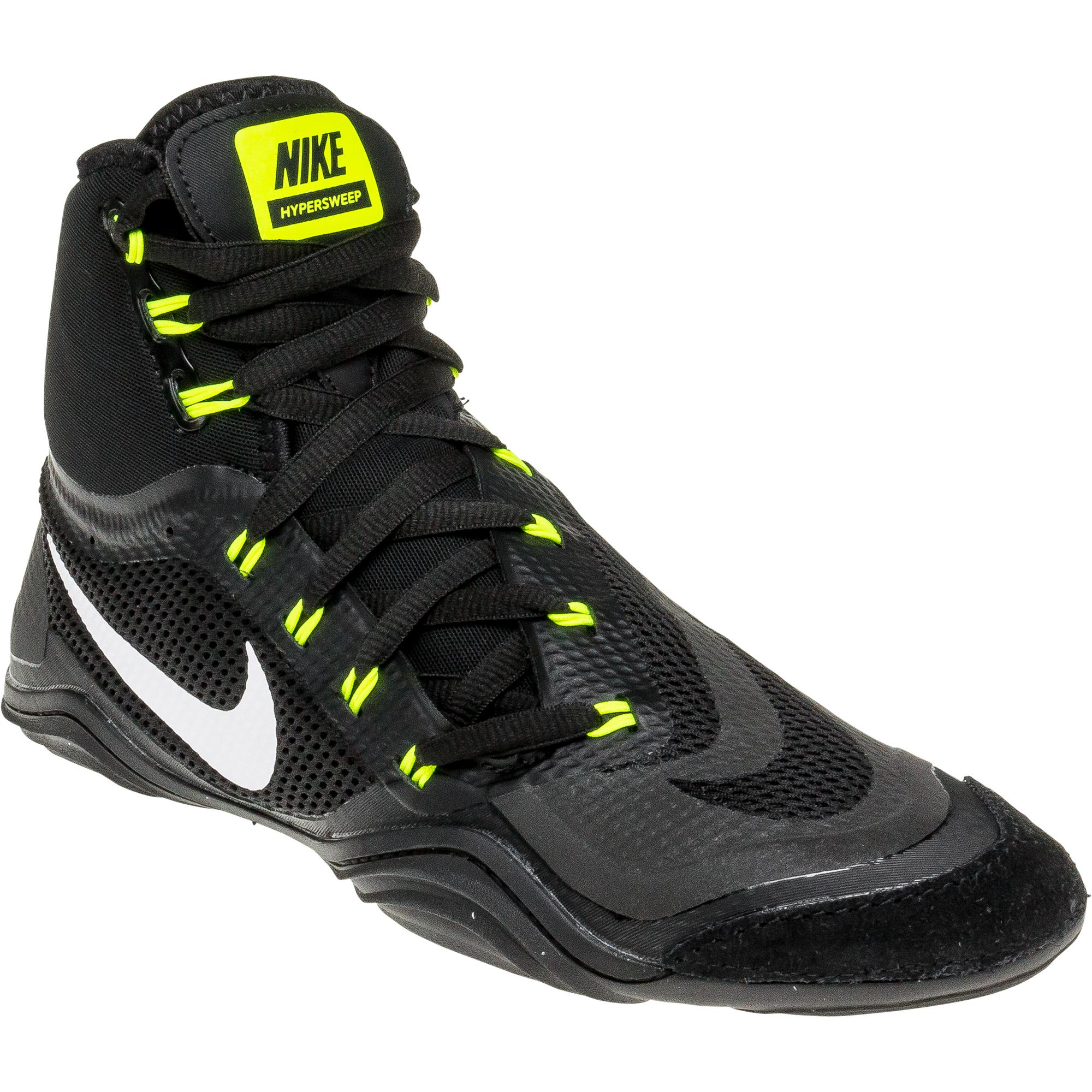 Nike Hypersweep Black   WrestlingGear